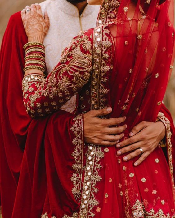 indische Hochzeit